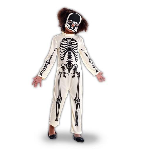 Disfraz Esqueleto Blanco...