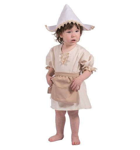 Disfraz Molinera Bebé (0 a...