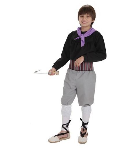 Disfraz Segador Infantil