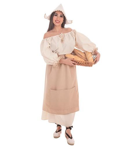 Disfraz Medieval Molinera...
