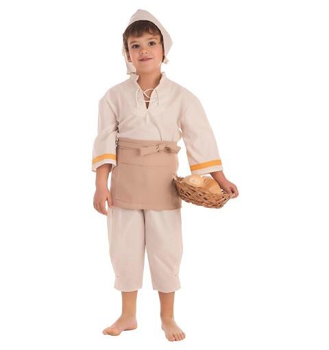 Disfraz Molinero Infantil