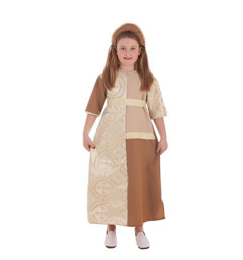 Disfraz Dama Cruzada para Niña