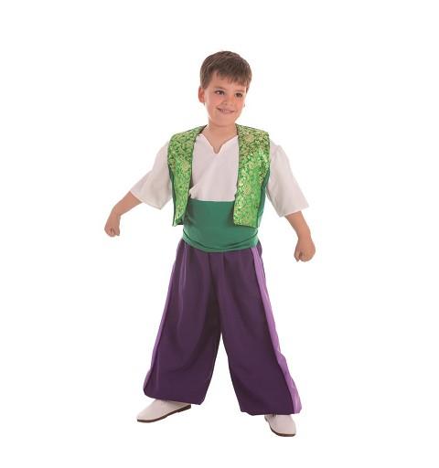 Disfraz Moro Aladuin Infantil