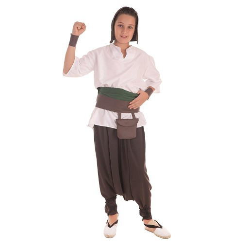Disfraz Medieval Tendero...
