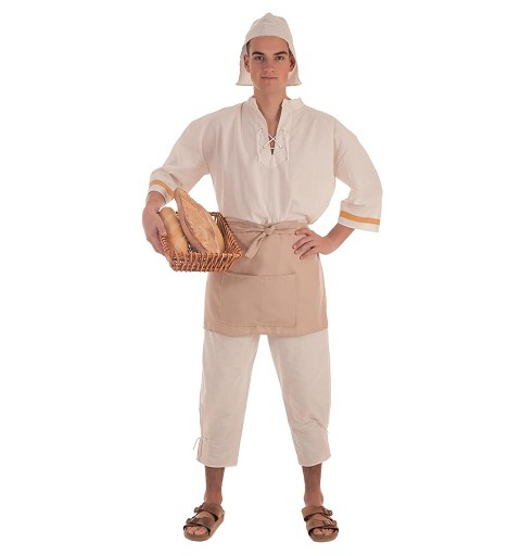 Disfraz Medieval Molinero...