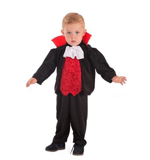 Disfraz Conde Vampiro Bebe...