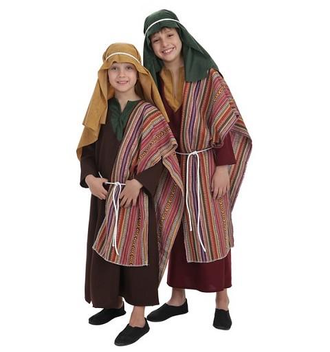 Disfraz Hebreo Manto Infantil