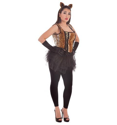 Disfraz Tigresa Set