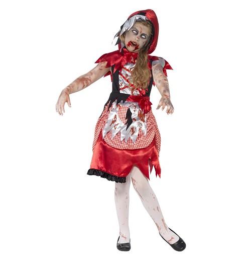 Disfraz Caperucita Zombie...