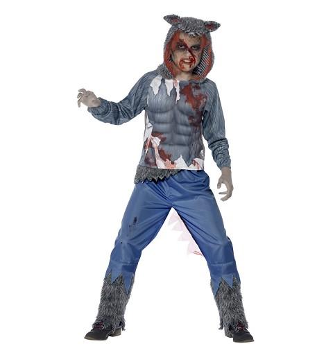 Disfraz Hombre Lobo Infantil