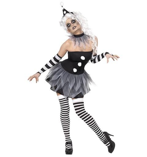 Disfraz Pierrot Siniestro...