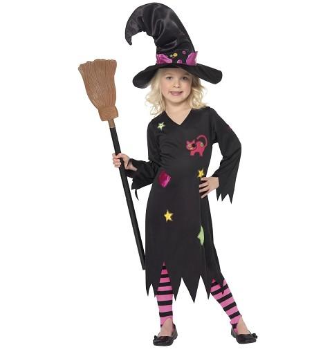 Disfraz Bruja Cinder Infantil