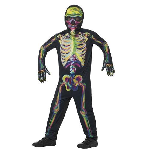 Disfraz Skelet Brilla de...