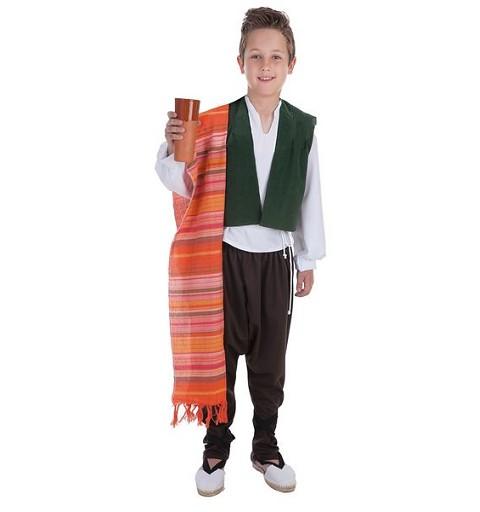 Disfraz Bodeguero Infantil