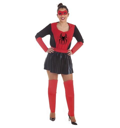 Disfraz Super Heroina Araña...