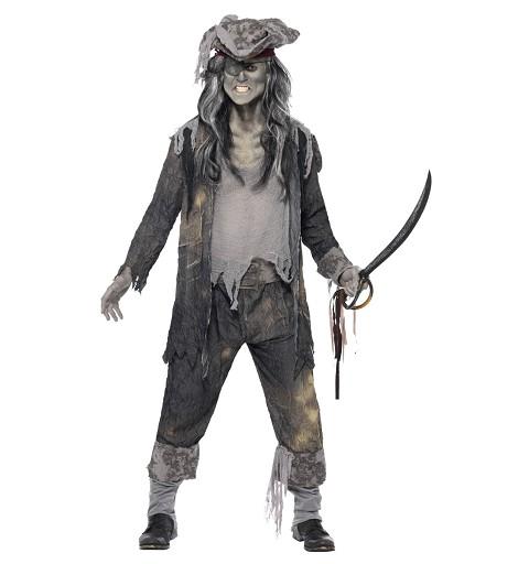Disfraz Capitán Pirata...