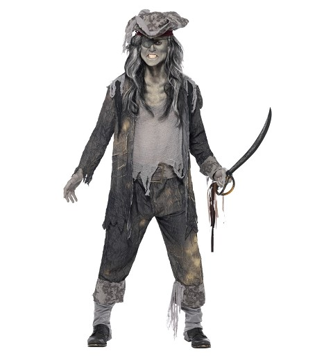 Disfraz  de Pirata Fantasma...