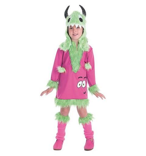 Disfraz Monster Verde Mimosa Infantil
