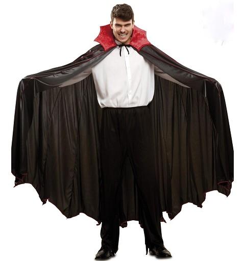 Capa Deluxe Vampiro Adulto