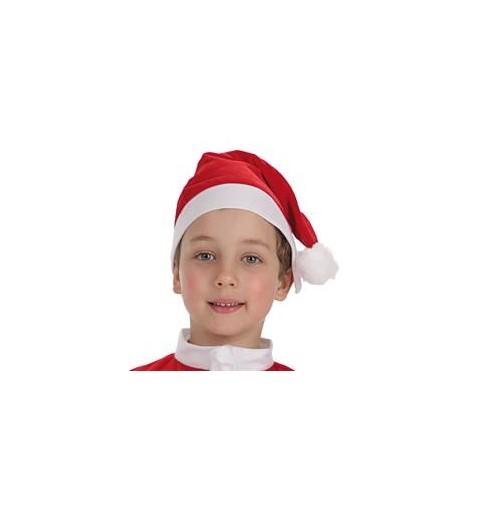 Gorro Papa Noel Infantil -...