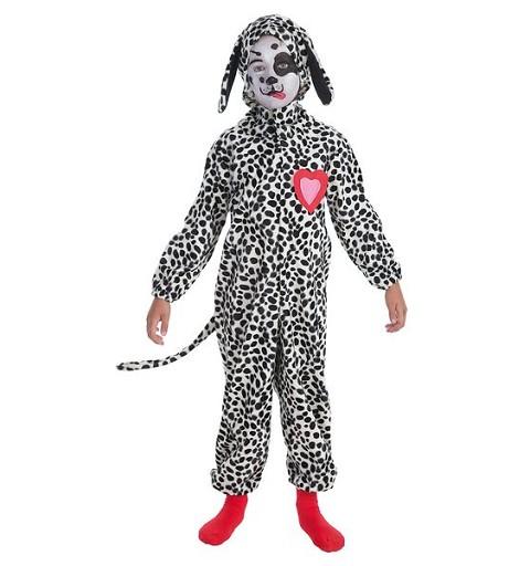 Disfraz Dalmata Corazón Infantil