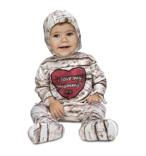 Disfraz Momia Bebé