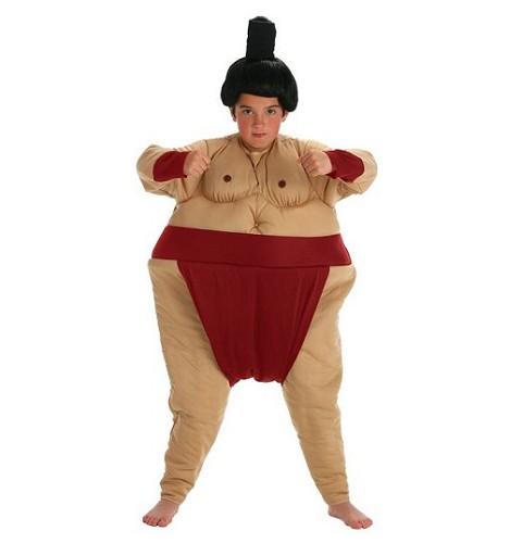 Disfraz Sumo Infantil