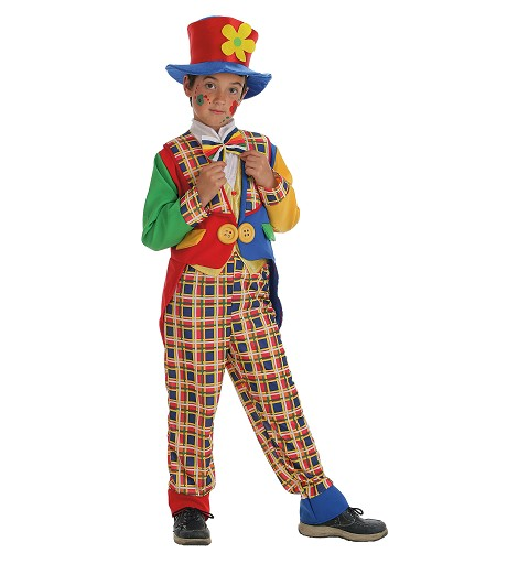 Disfraz Infantil Payaso Frac