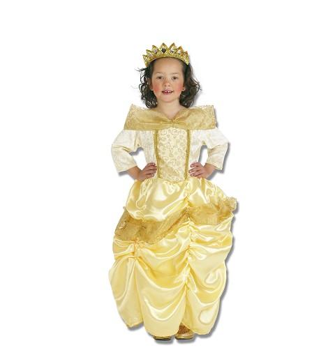 Disfraz Princesa Amarilla Infantil