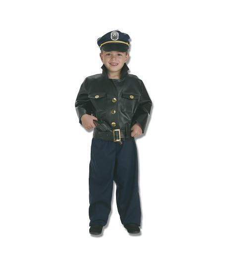 Disfraz Policia Infantil Niño