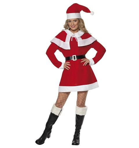 Disfraz de Mamá Noel Sexy...