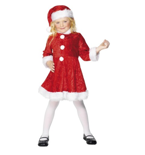 Disfraz de Miss Mamá Noel...