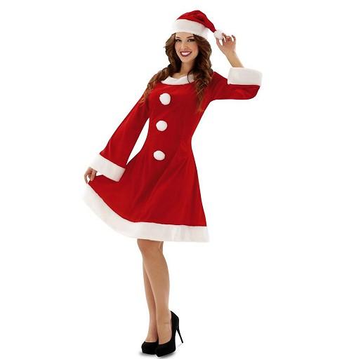 Disfraz de Mama Noel para...