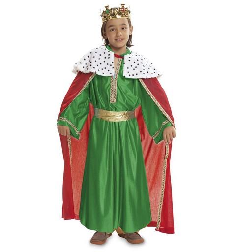 Disfraz Rey Mago Gaspar...