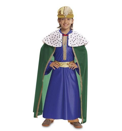 Disfraz Rey Mago Baltasar...
