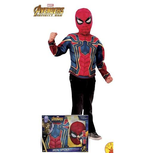 Disfraz Iron Spider Caja...