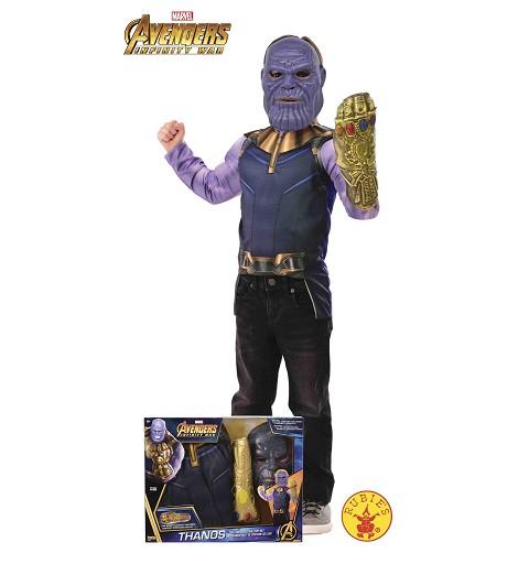 Disfraz Thanos con Pecho...