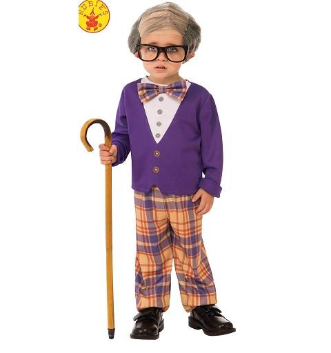 Disfraz Viejecito Infantil
