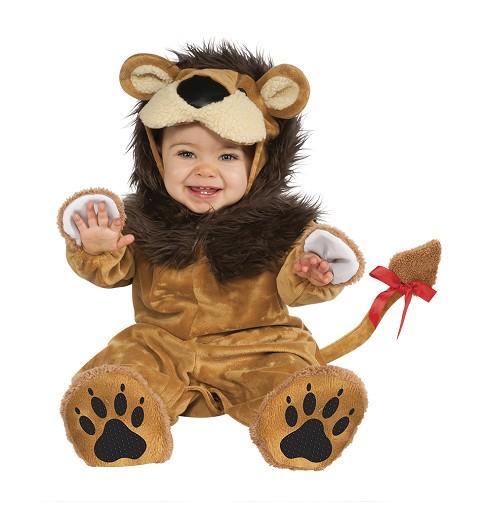 Disfraz Leoncito Infantil 1-2Años