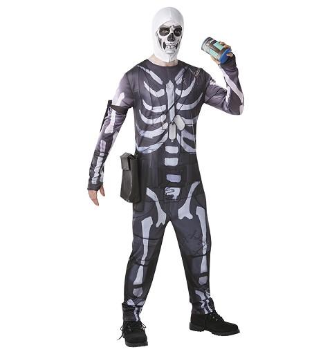 Disfraz Fortnite Skull...