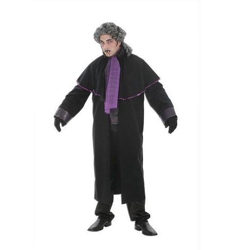 Disfraz Vampiro Purpura sin...