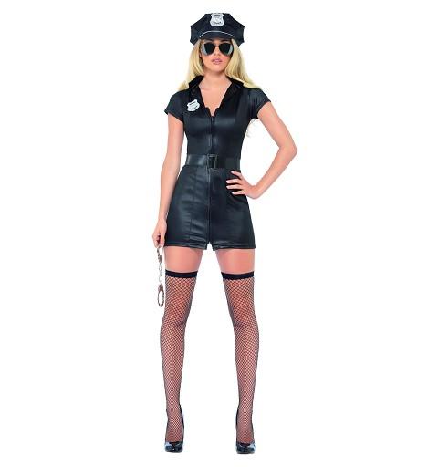Disfraz Policia Fs Sexy Adulto