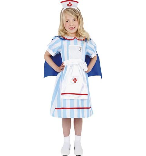 Disfraz Enfermera Vintage...