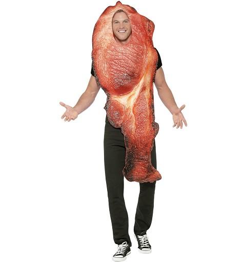 Disfraz de Bacon Adulto