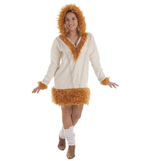 Disfraz Esquimal Nui Mujer...