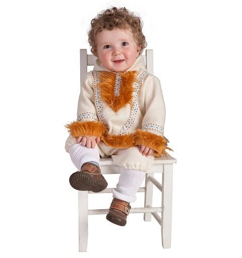 Disfraz Esquimal Nui Bebé...