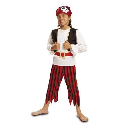 Disfraz de Pirata Calavera...