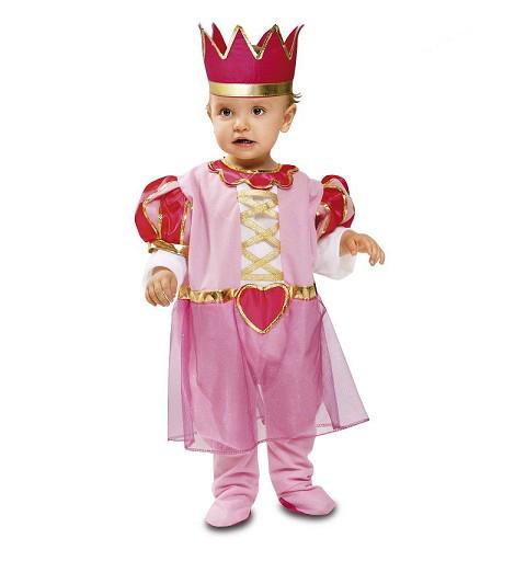 Disfraz Princesa Rosa Bebe...