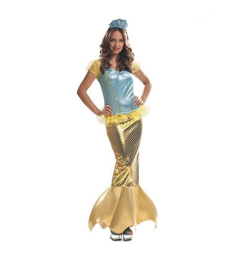 Disfraz de Sirenita para...