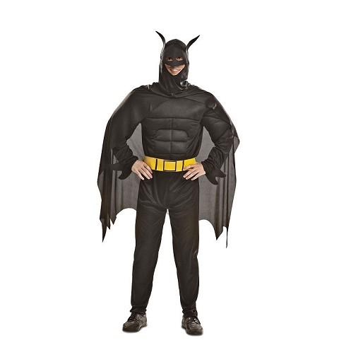 Disfraz Blackman Musculoso...
